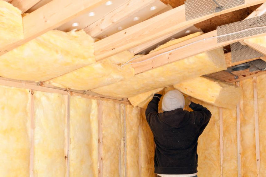 Getting the insulation right can save you A LOT on energy bills.