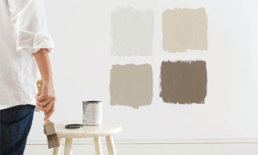 Painting makes a huge difference in a home, make sure to invest in a quality service.