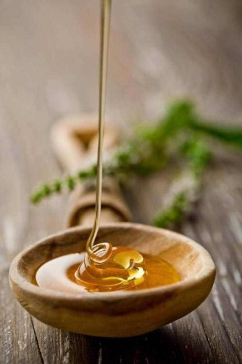 Honey is one of the healthiest sweetners available!