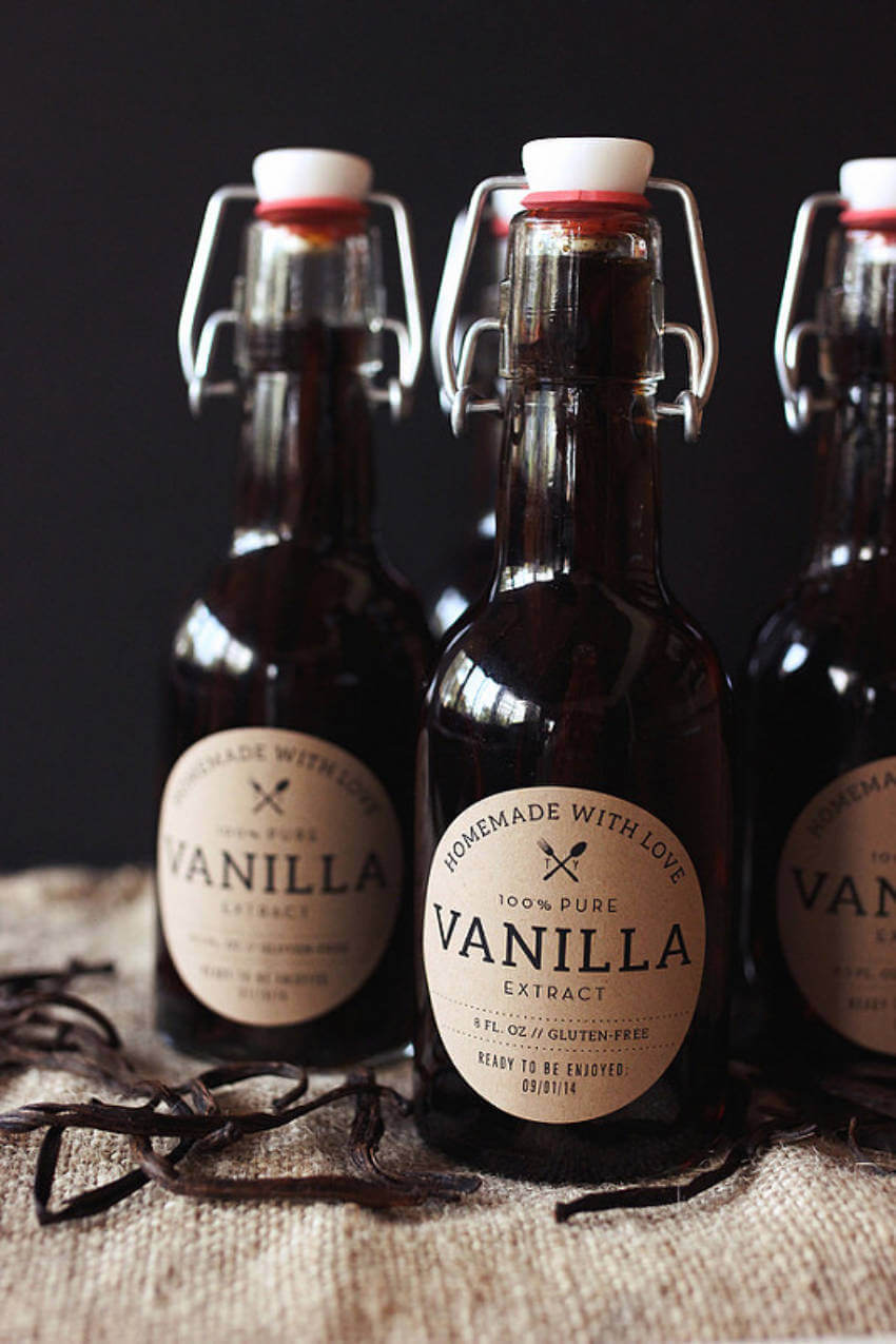 Vanilla extract is an optional ingredient that will give extra flavor and scent to your gummy.