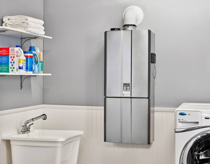 Start by checking your water heater.