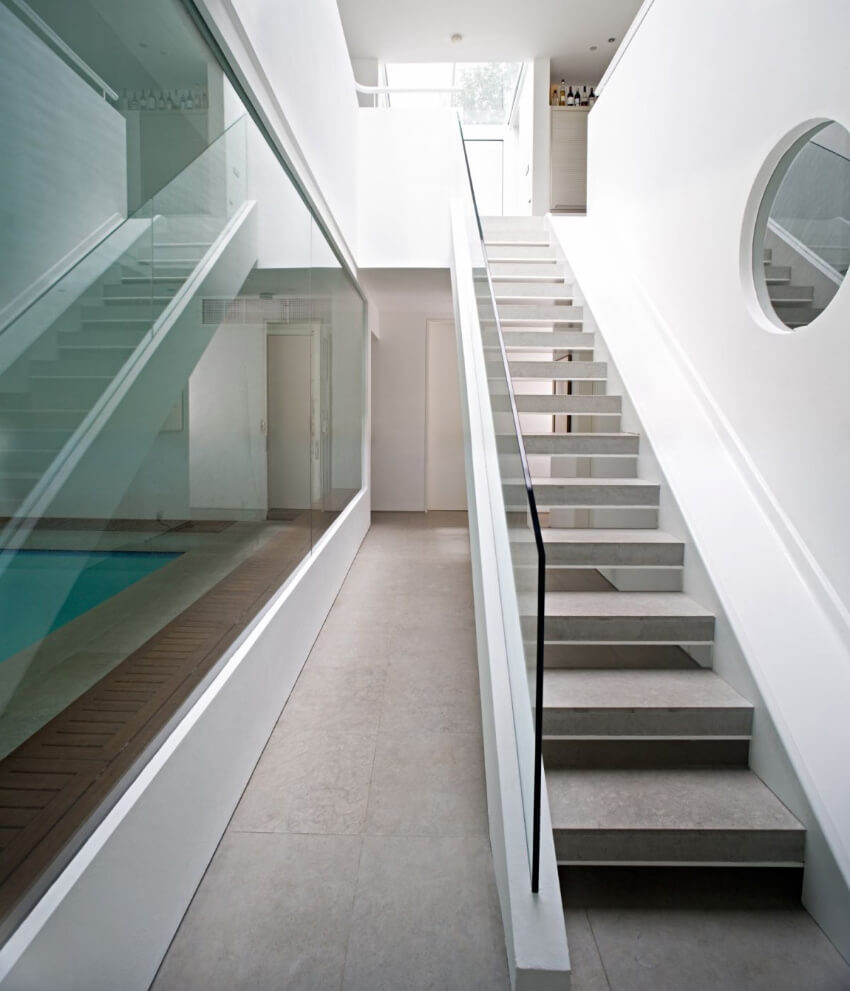 Basically any staircase can transform into a slide!