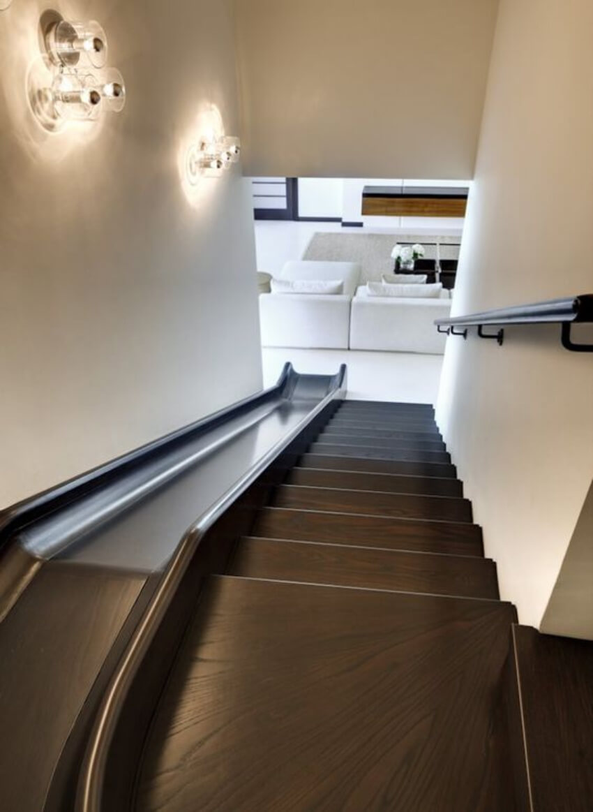 You can add a slide to your home too!