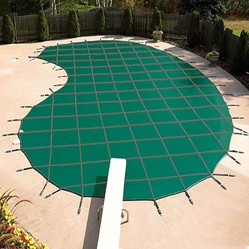 Pool coverings are also an important part of opening the pool