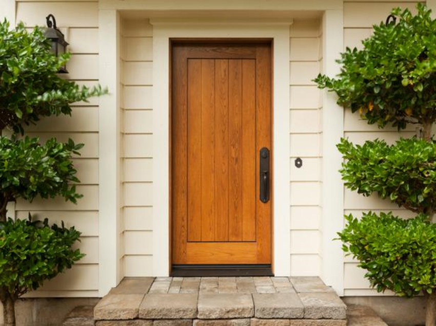 Door-to-door sellers can be a good pick, but make sure to do a background check!