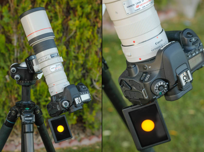The right camera equipment will give amazing photos!