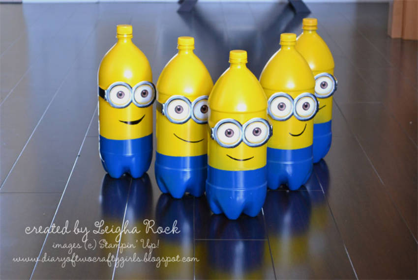 A lovely craft to have fun with the kids!