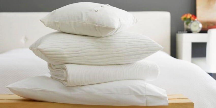 These pillows are machine washable too!