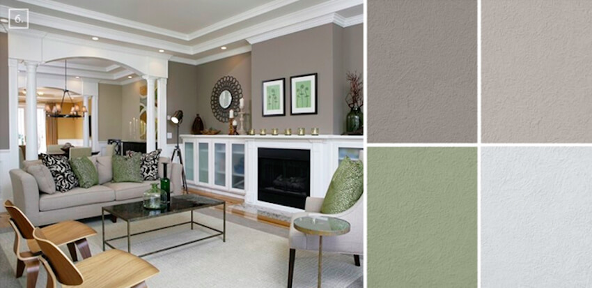 Using palettes is a great way to combine both of your styles.