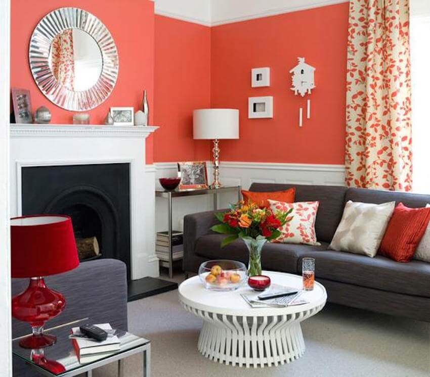 Use conflict in decorating styles to learn how to coexist.