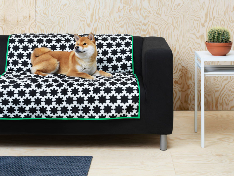 The IKEA Pet Furniture Collection Gets Two Paws Up