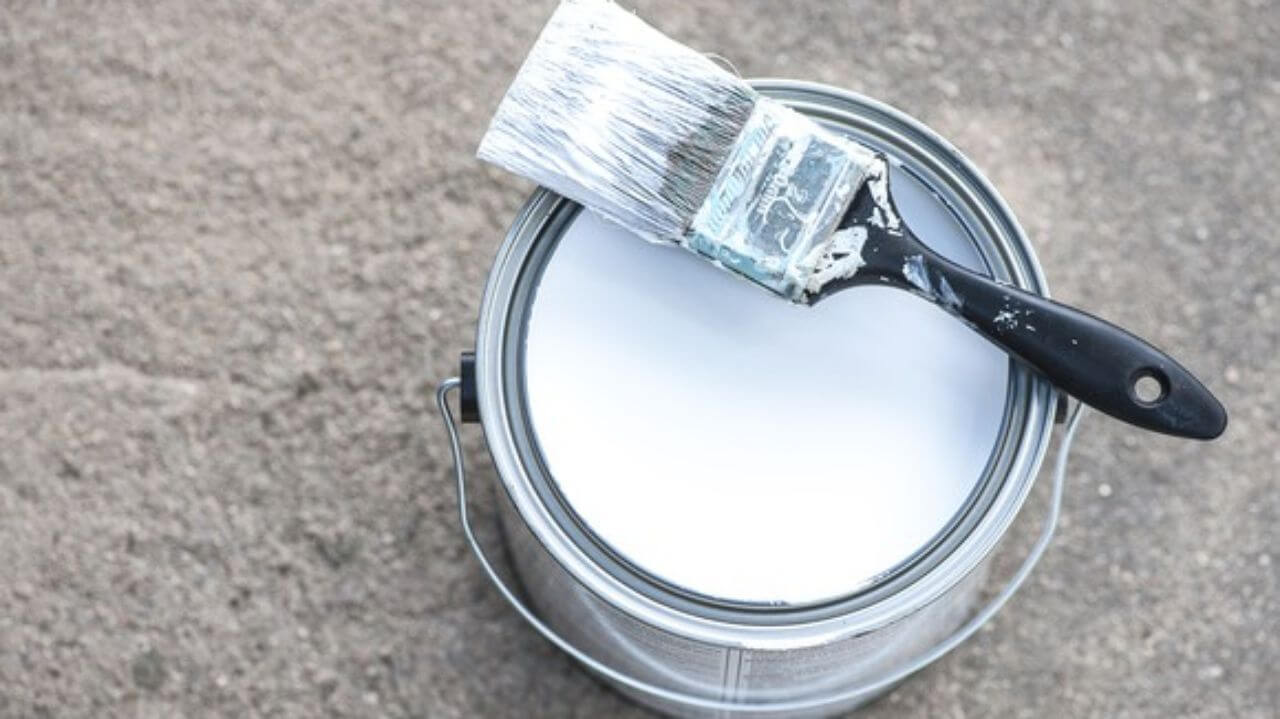 White paint can make a huge difference