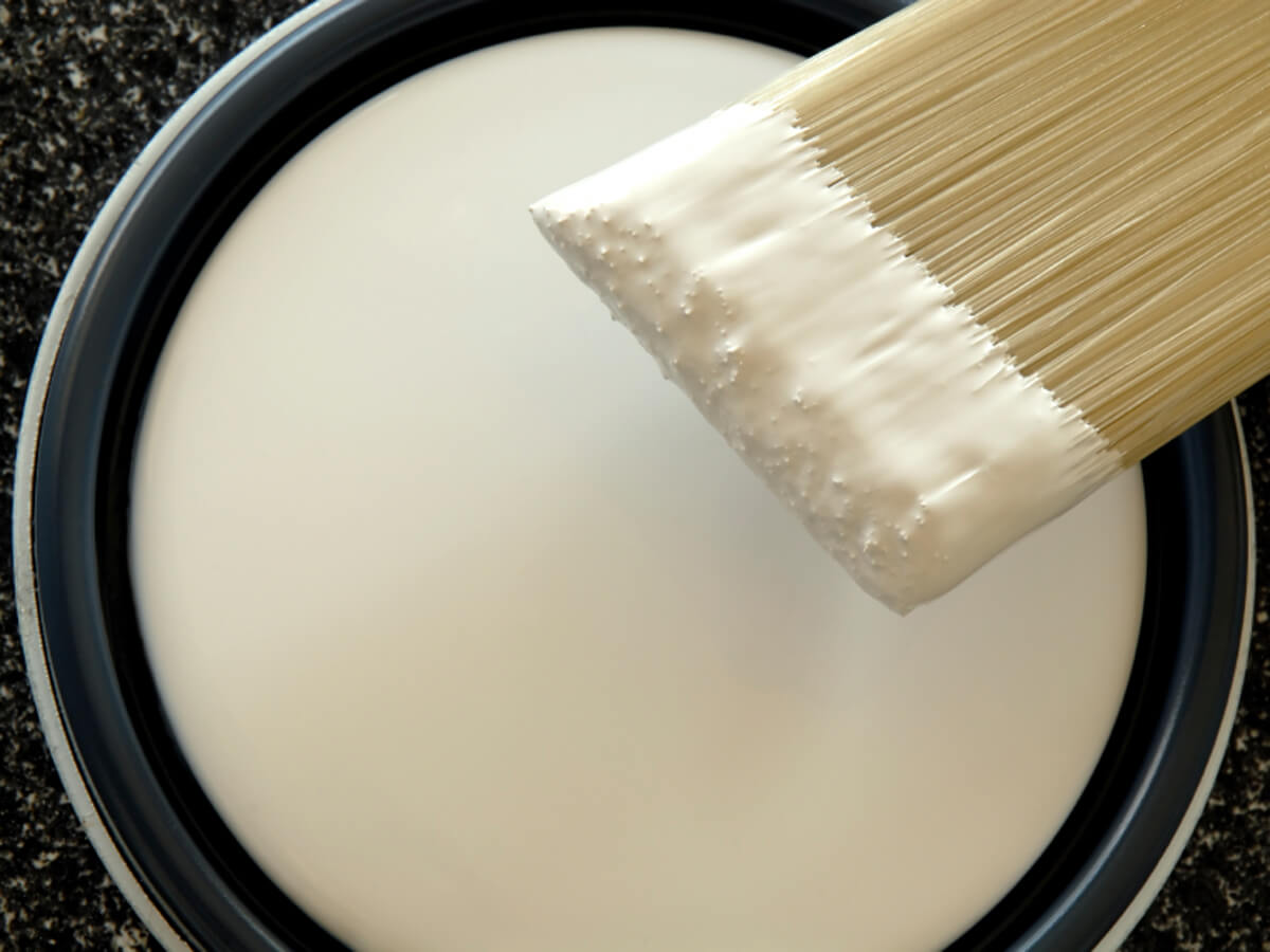 Simply painting a bathroom can boost home value