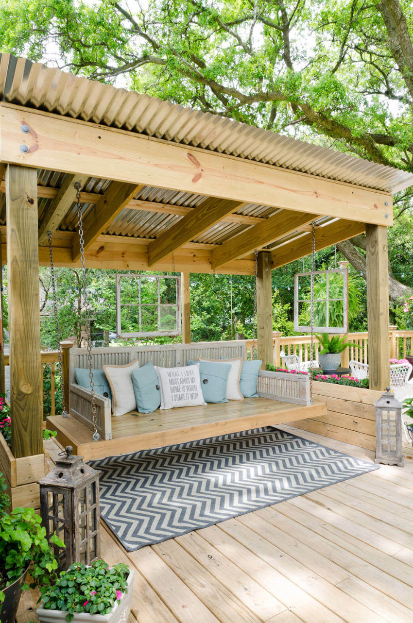 Make your house sell faster or simply add value to it by adding an outdoor living space