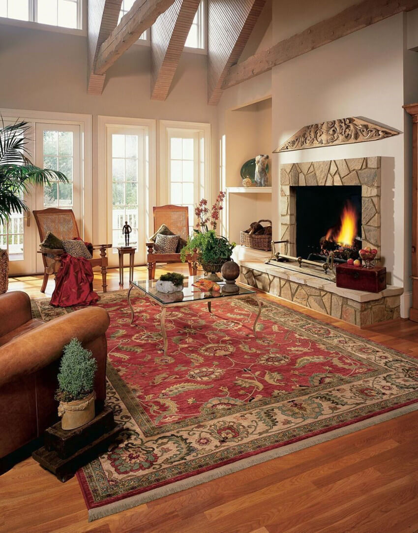 Roof insulation will make your home warmer.