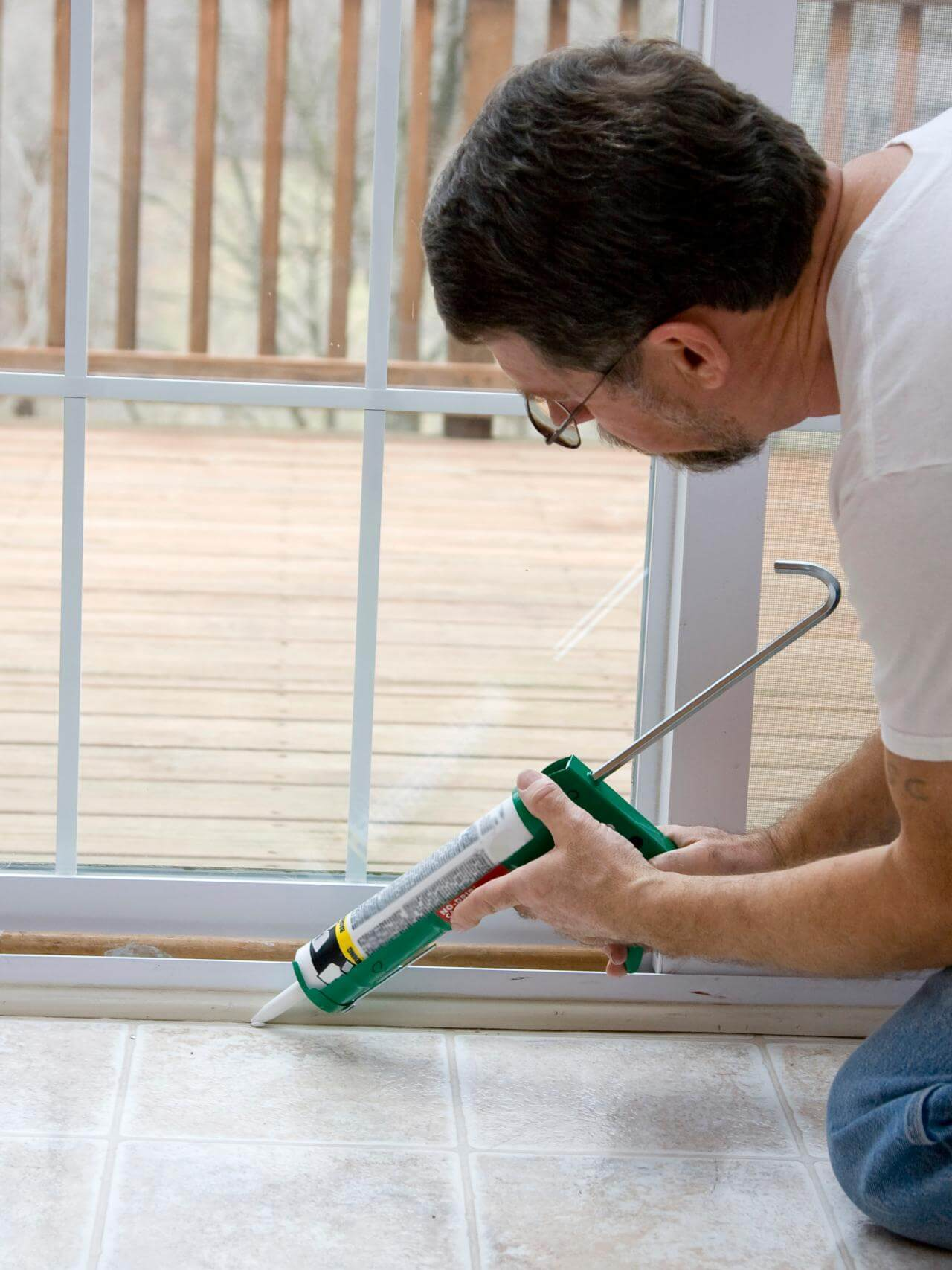 Seal up every nook and cranny in your home to prevent an infestation from occuring