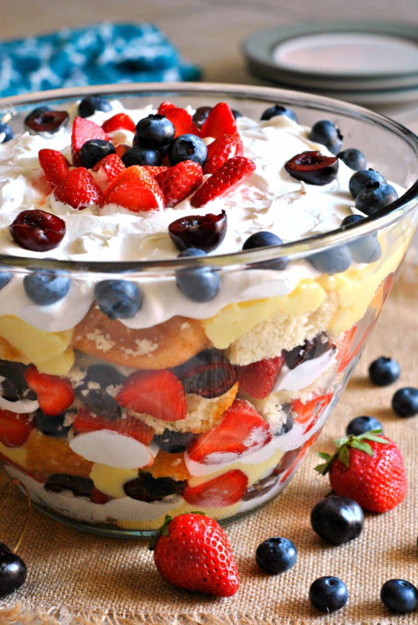 A delicious dessert for the entire family!