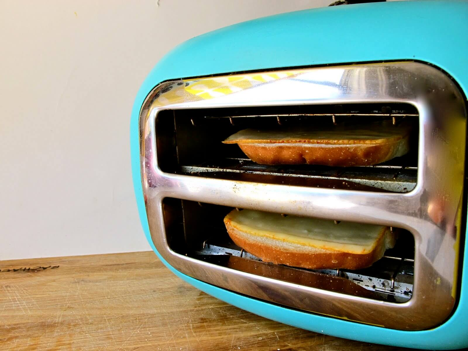 Side toaster action will just lead to heartache