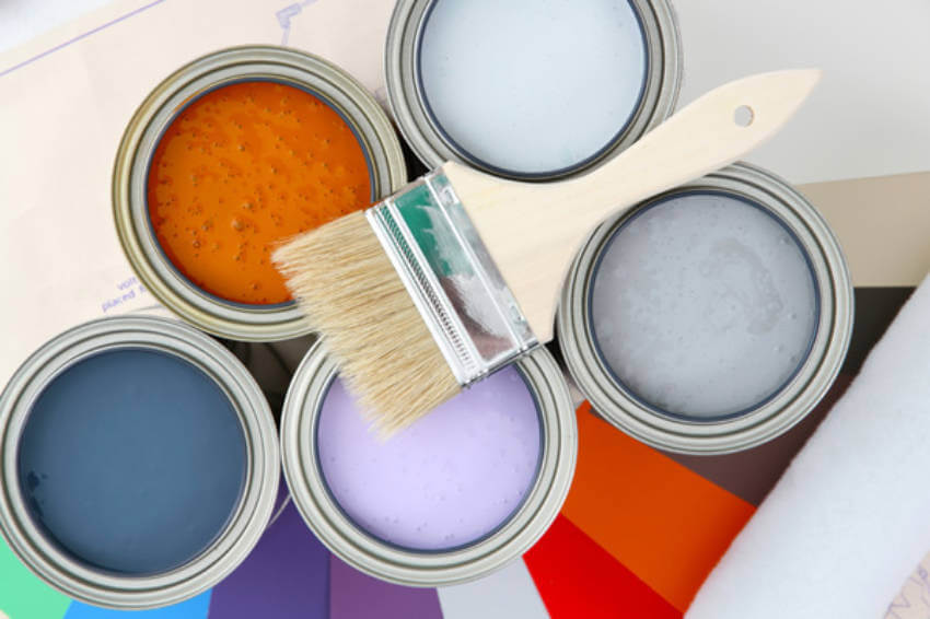 Water-based paint is the best pick for you!