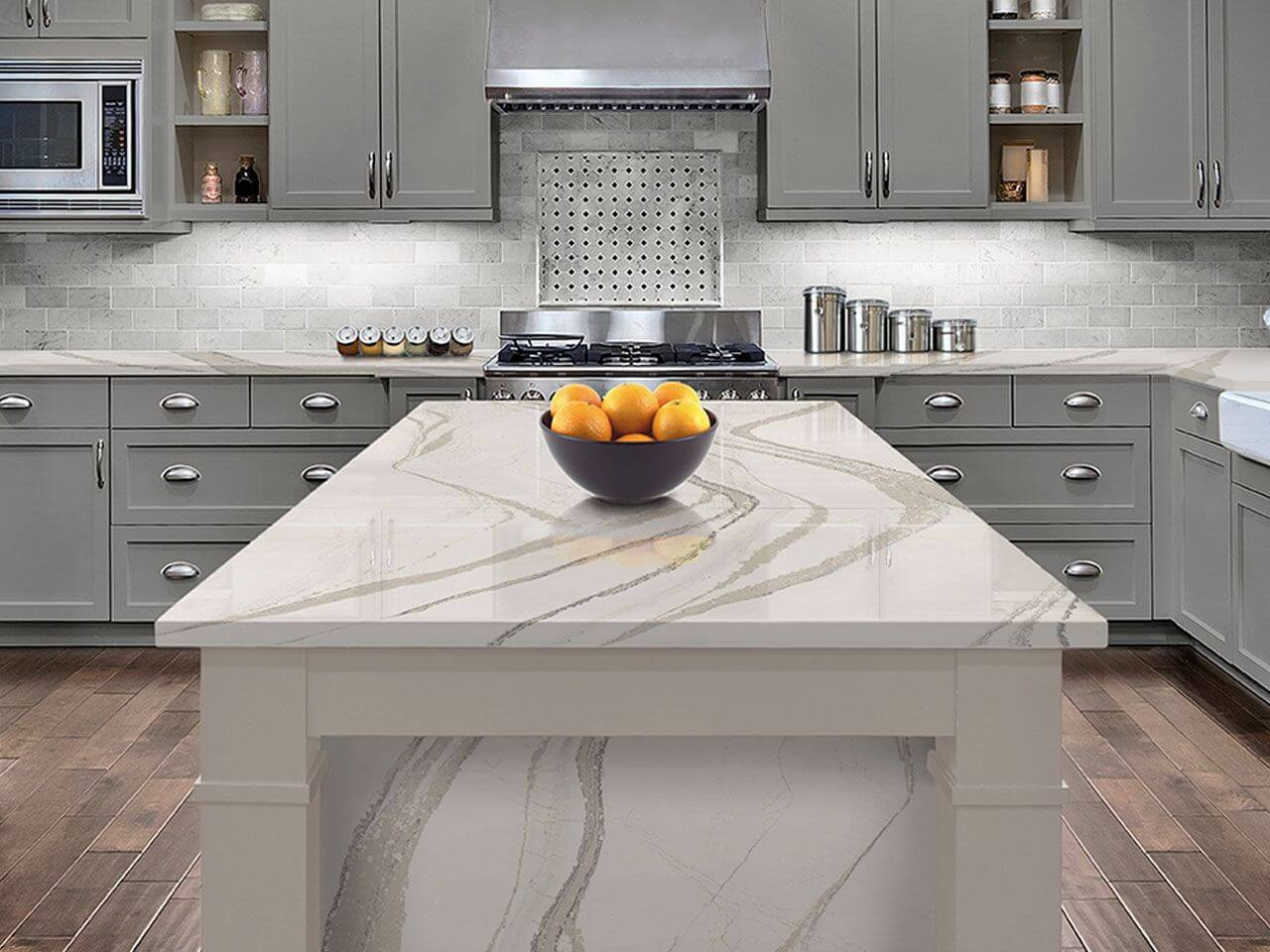 Unusual designs make granite a perfect choice