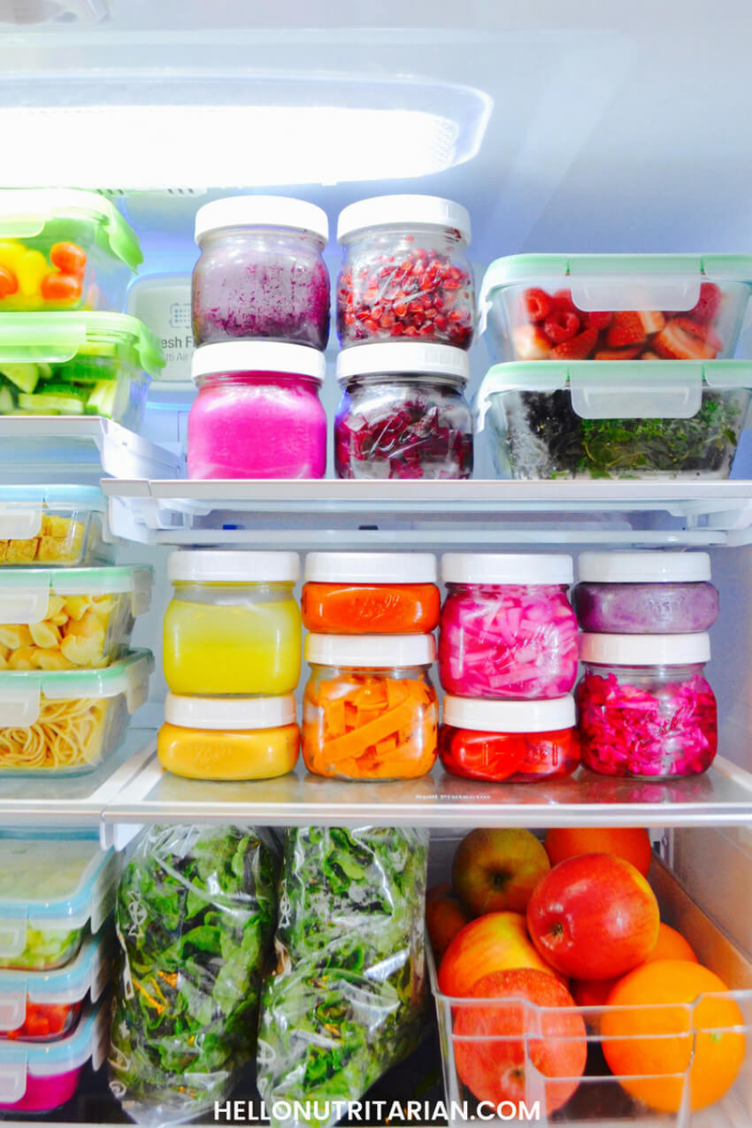 Pay attention to your fridge if you want your veggies to last long.