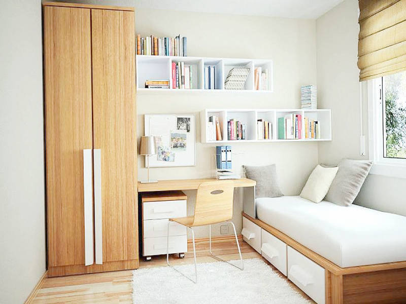 5 Easy Steps to Make More Space in Your Bedroom