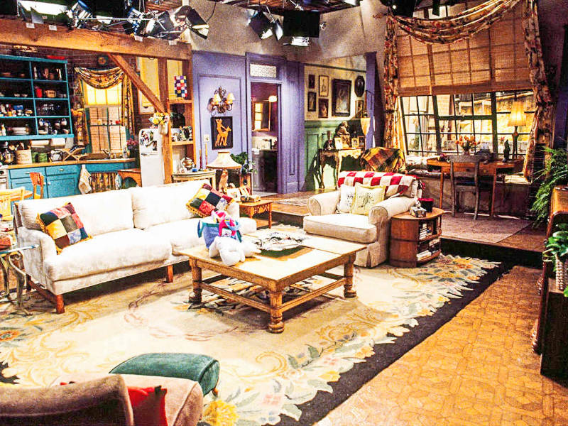 10 Memorable Homes from Your Favorite TV Shows