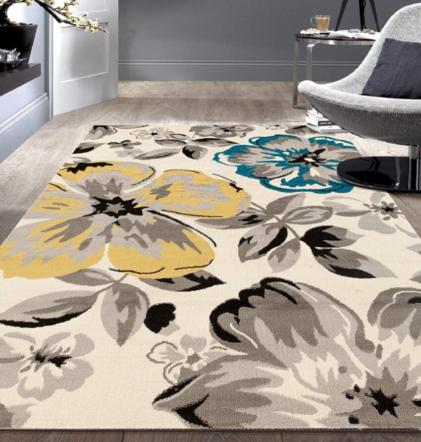 Rugs are always gorgeous!