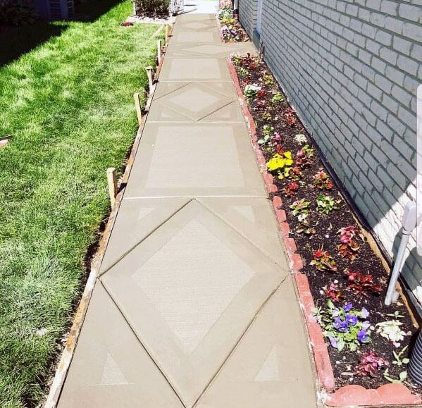 Look at how great your walkway can be!