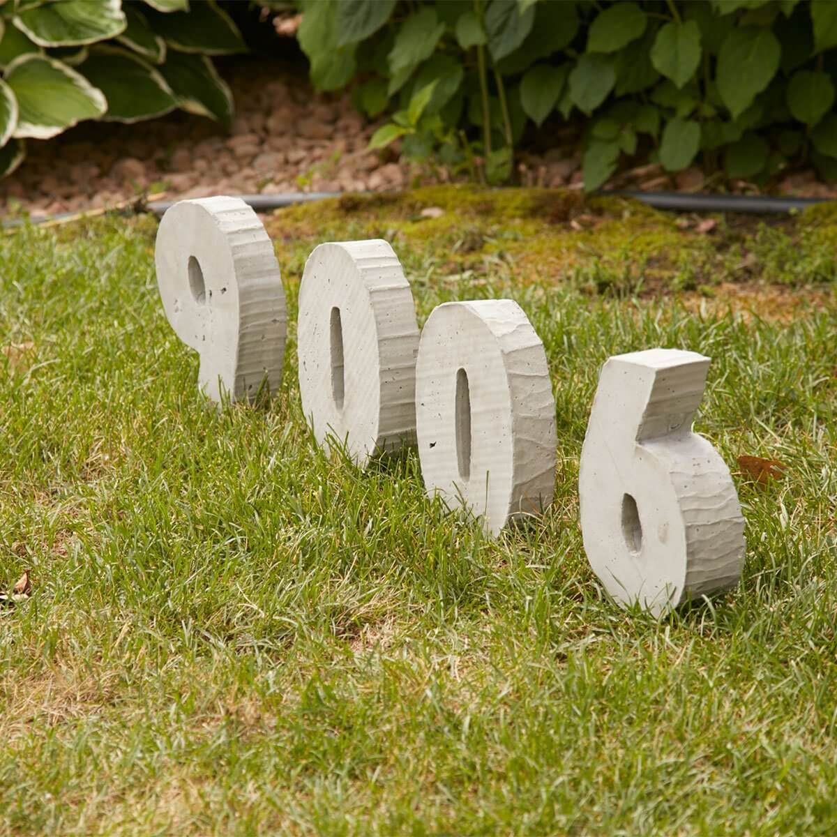 Numbers for your front lawn