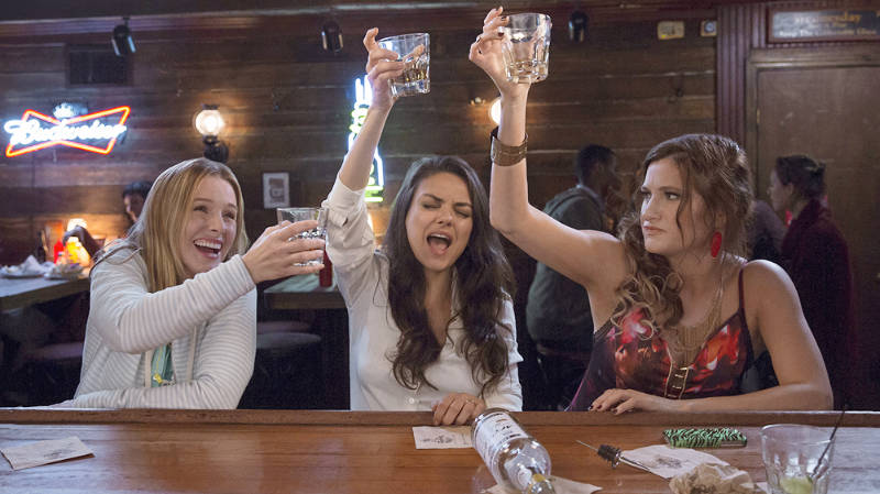 Bad Moms was made for moms!