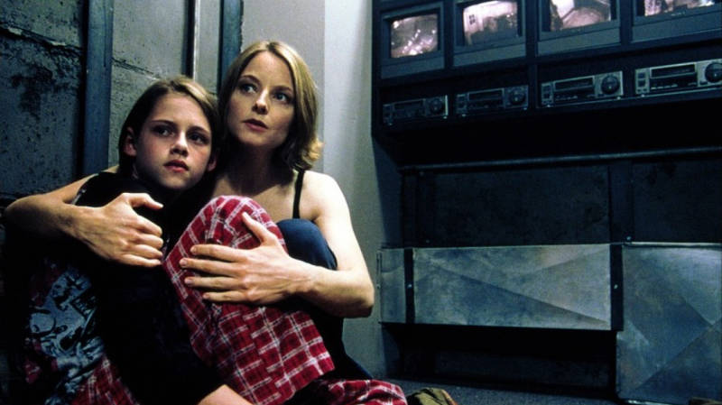 Panic Room is a tense thriller with great characters.
