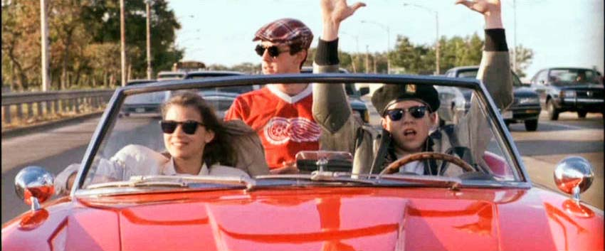 Ferris Bueller's Day Off is a classic comedy from the 80s.