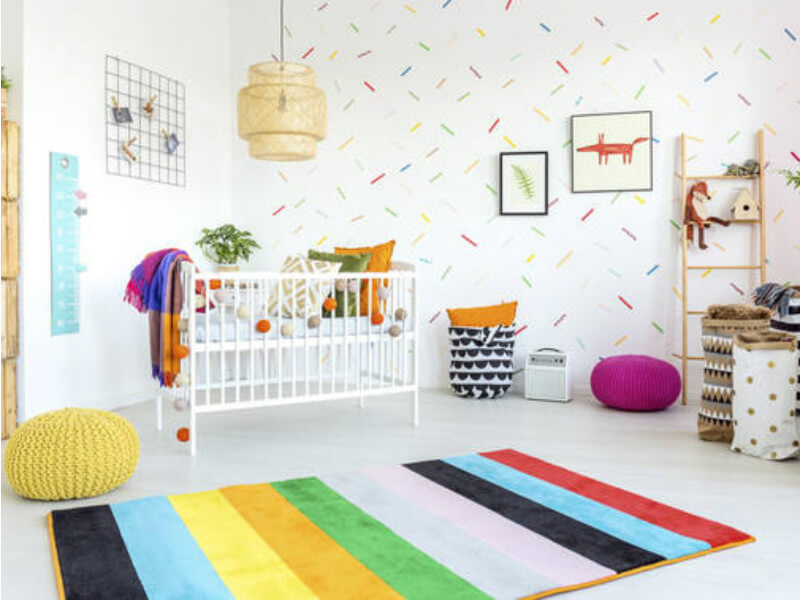5 Beautiful and Modern Gender Neutral Nursery Ideas