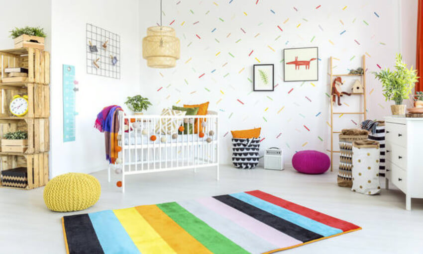 5 Beautiful and Modern Gender Neutral Nursery Ideas - homeyou