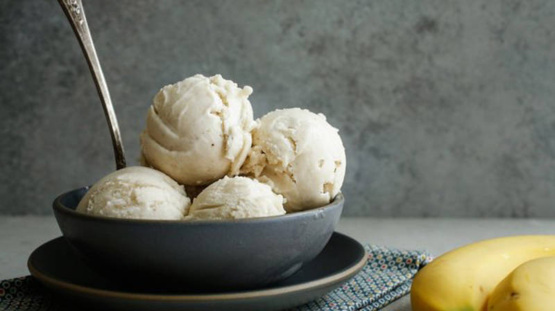 Here's how to make one-ingredient ice cream!