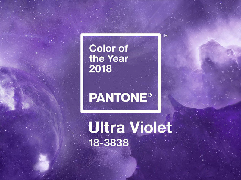 The Official Pantone Color You'll See Everywhere in 2018
