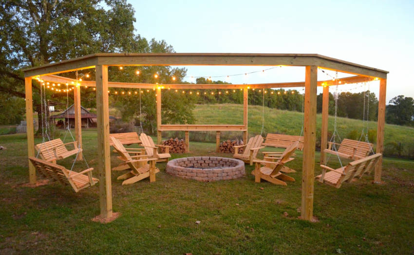 Learn how to build the perfect DIY pergola!