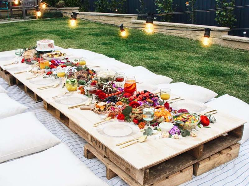 7 Awesome DIY Picnic Table Ideas You Can Make On A Weekend