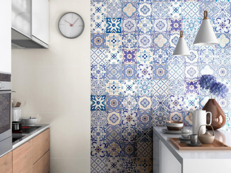 How to Decorate With Portuguese Tiles