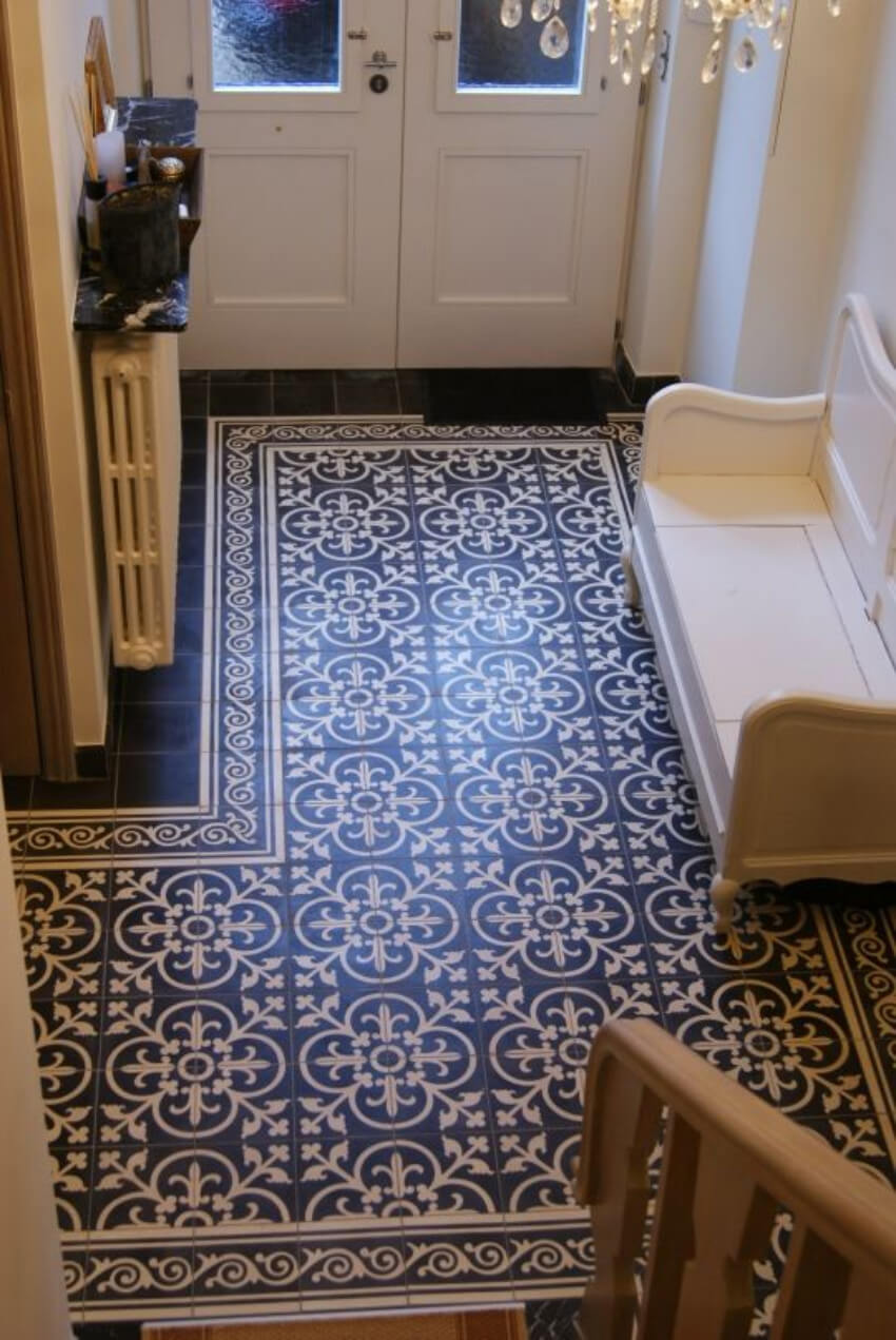 A beautiful portuguese flooring will transform your home!