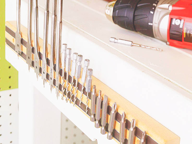 8 Ways to Keep Your Power Tools Organised