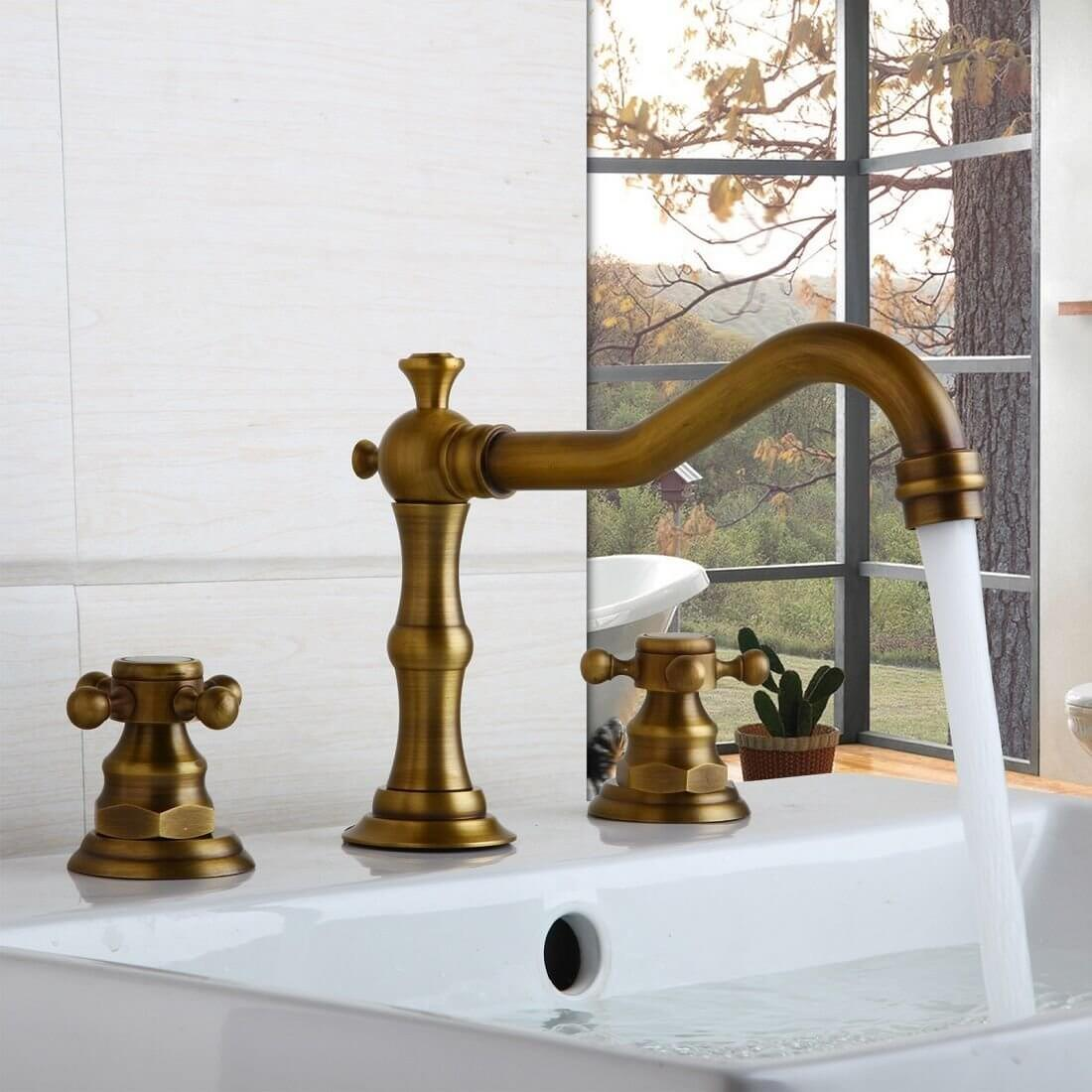 Even the faucet can stand an upgrade