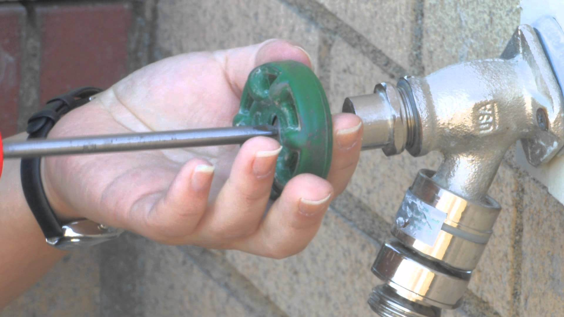 Exterior drain work to winterize your home