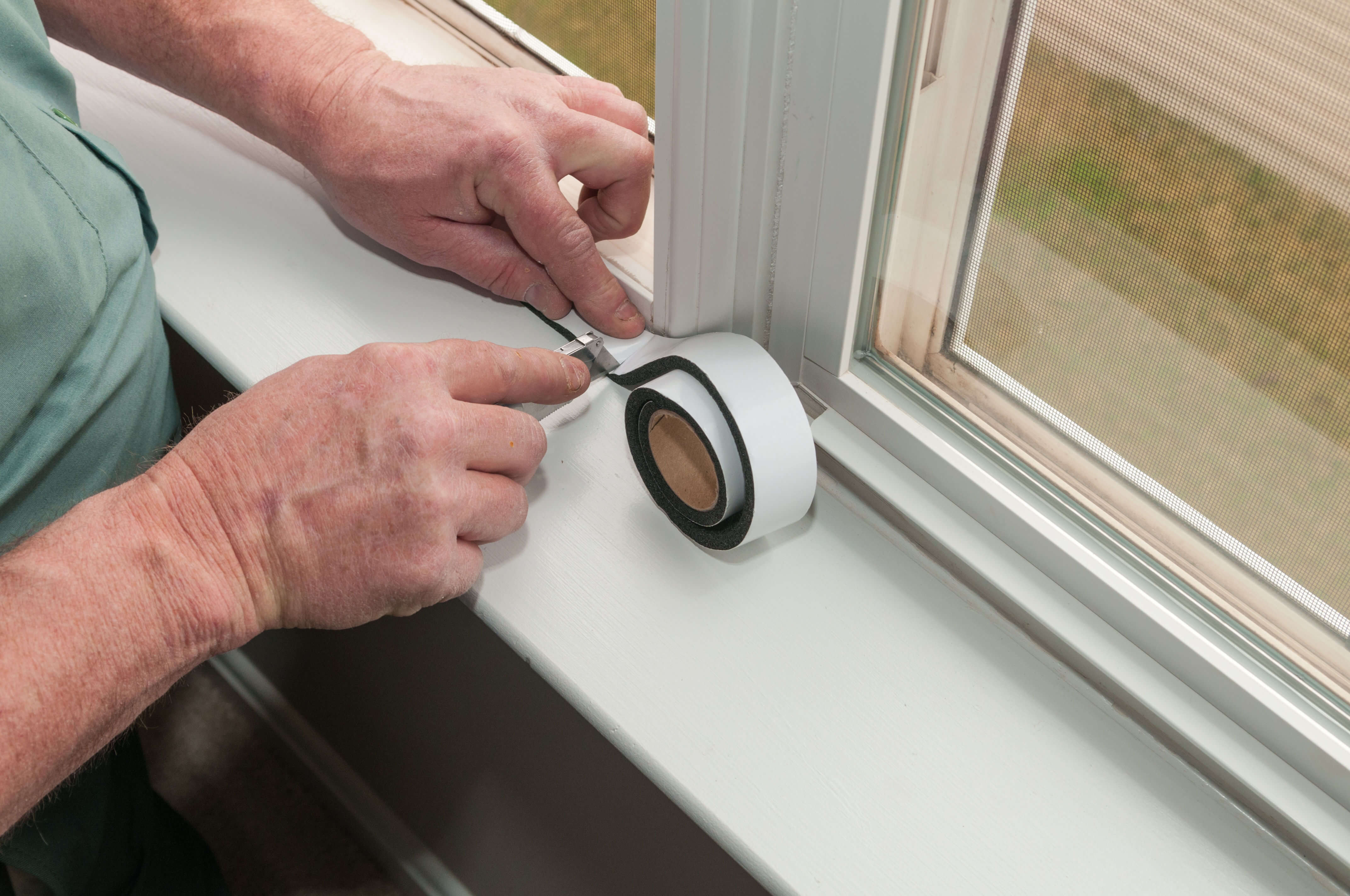 Weatherize your home doors and windows for maximum energy savings
