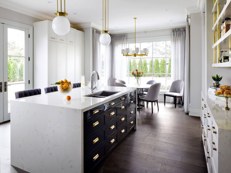 The Differences Between Quartz and Granite Countertops