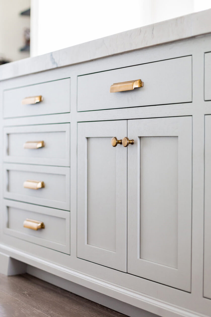 New kitchen knobs can make a difference!
