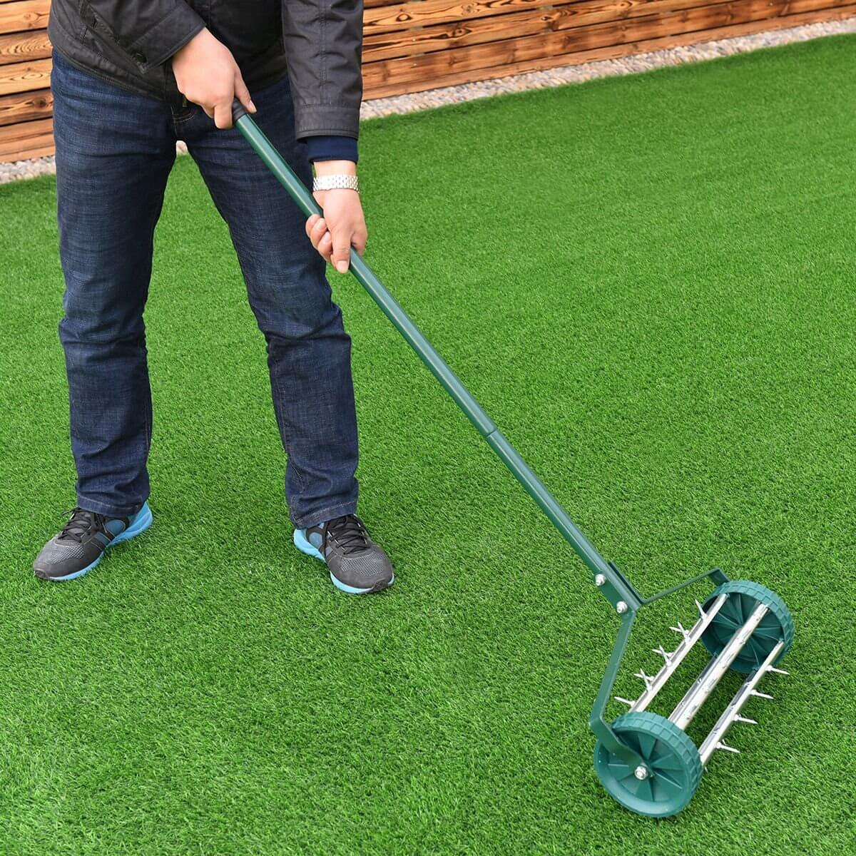 The best way to care for your lawn