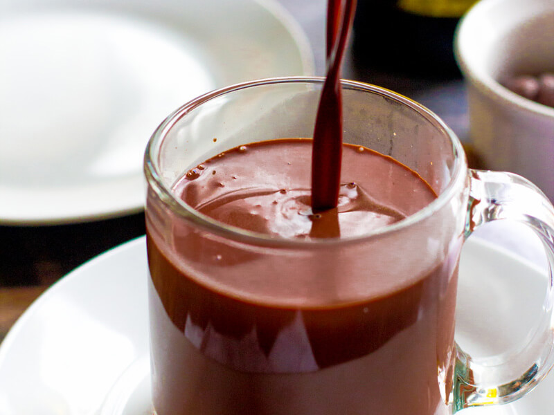 How to Make Wine Hot Chocolate (It's Surprisingly Delicious!)
