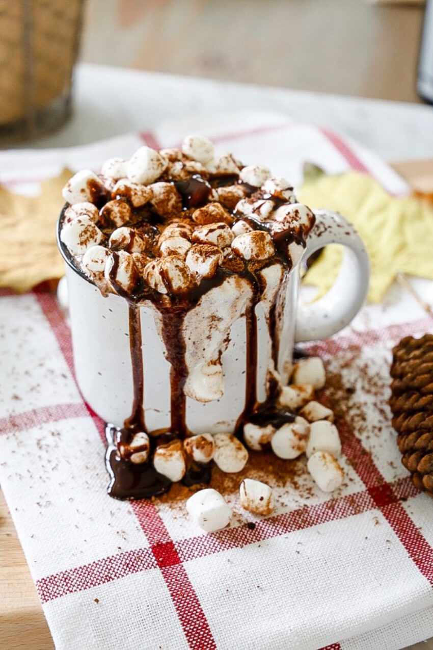 Damn, doesn't this look like the perfect winter drink?